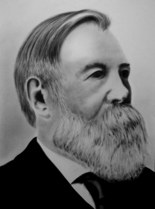Friedrich Engels por GeorgeManasseh